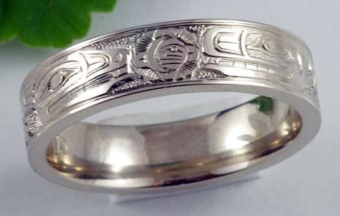 michael drechsler jewelry ltd wolf moon spirit