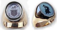 Family Crest Ring